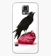 quote the raven: nevermore Case/Skin for Samsung Galaxy