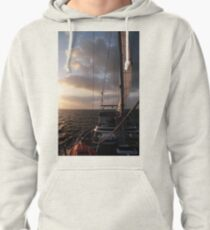 Capricorn Sunset. Pullover Hoodie
