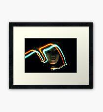 Varios Series - 36 Framed Print