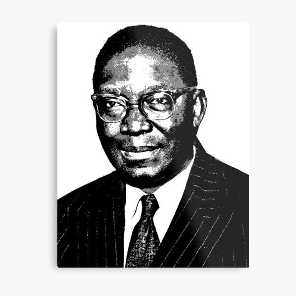 Nnamdi Azikiwe Metal Print