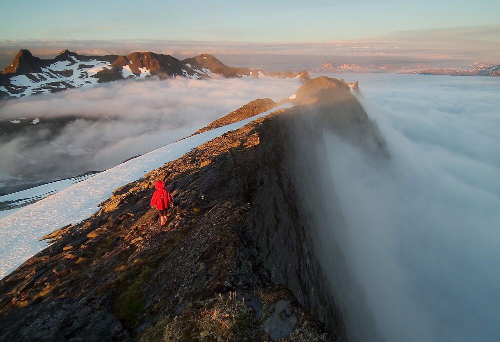 Walkin on mountains by hjo52