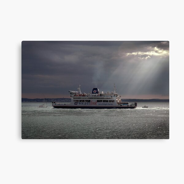 Heavenly light #5 Canvas Print