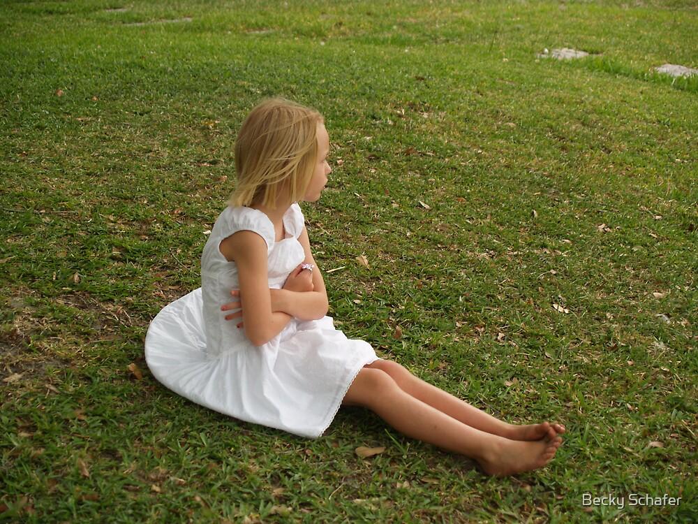 Childhood Delimma...  by Becky Schafer