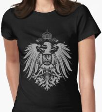 Eagle of German Empire Womens Fitted T-Shirt