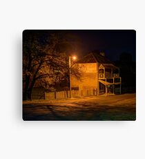 Hill End General Store Canvas Print