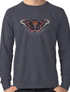 Cecropia Moth Lightweight Sweatshirt