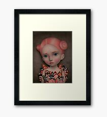 Cocoon by Raul Guerra Framed Print