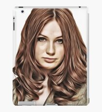 Karen G iPad Case/Skin