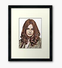 Karen G Framed Print