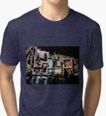 Roman history, ancient Rome, architecture, walls, structures Tri-blend T-Shirt