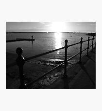West Kirby Marina Photographic Print