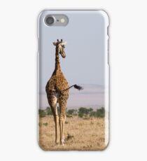 Masai Giraffe iPhone Case/Skin