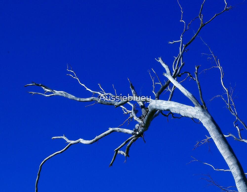 Dead Tree by Aussiebluey