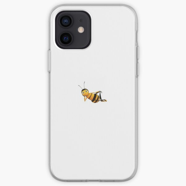 Barry Bee Benson iPhone Soft Case