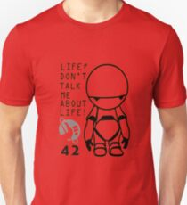 Marvin - The Hitchhiker's Guide to the Galaxy Unisex T-Shirt