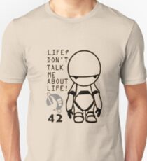 Marvin - The Hitchhiker's Guide to the Galaxy T-Shirt