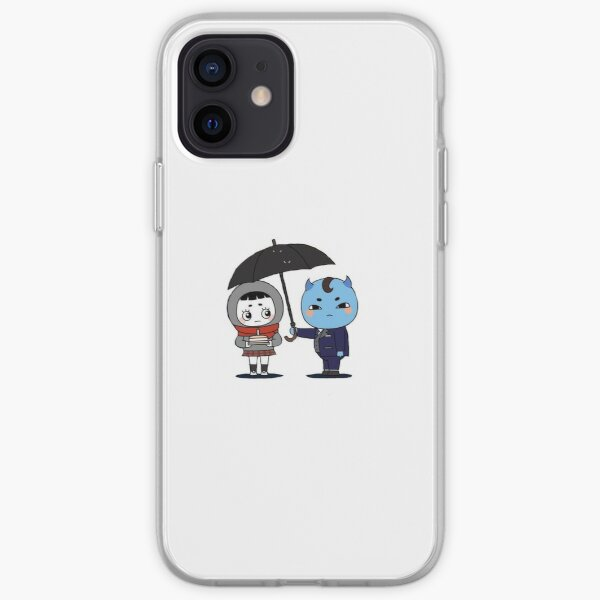 Goblin and His Bride iPhone Soft Case