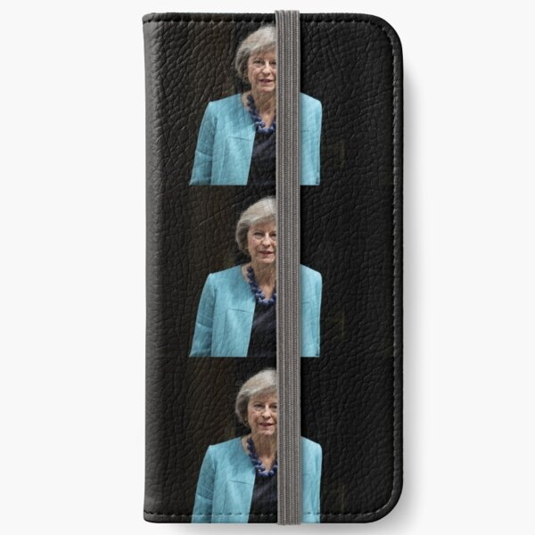 Theresa May iPhone Wallet