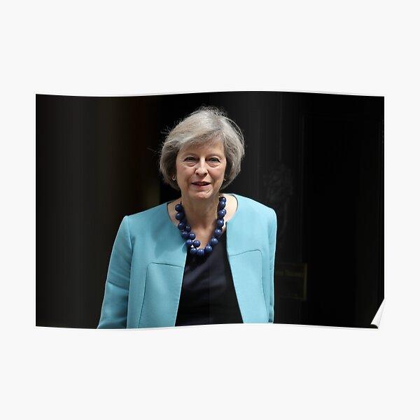 Theresa May Poster