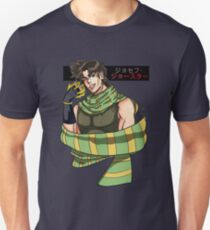 Joseph (Scarfy) Jostar Unisex T-Shirt