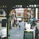 Street Shopping by darkroomdiva