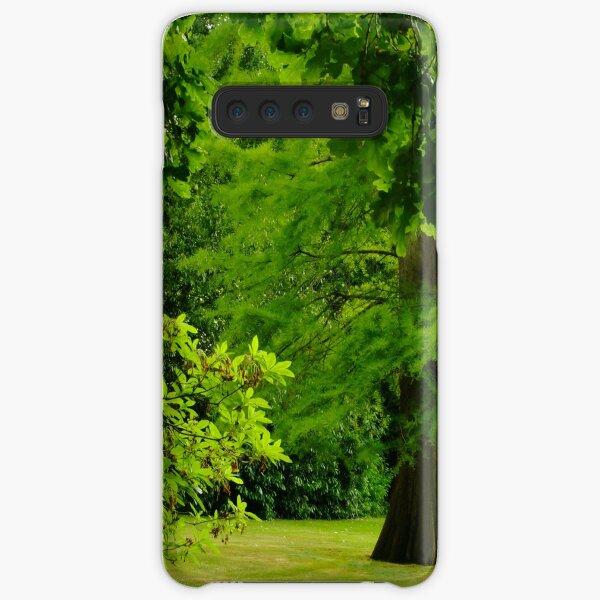 Garden on The Hill Samsung Galaxy Snap Case