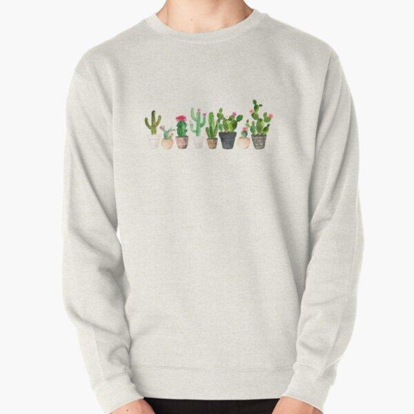 Cactus Pullover Sweatshirt