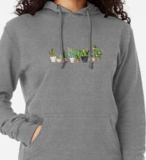 Kaktus Leichter Hoodie