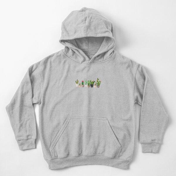 Cactus Sudadera con capucha para niños
