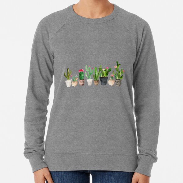 Cactus Lightweight Sweatshirt