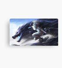 Kindred - League of Legends Canvas Print