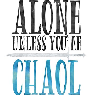 Chaol Westfall. by xPaperhearted