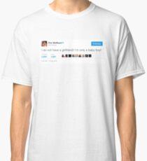 Finn Wolfhard Tweet Classic T-Shirt