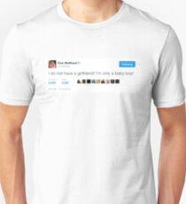 Finn Wolfhard Tweet Unisex T-Shirt