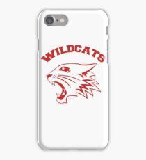Wildcats iPhone Case/Skin