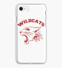 Wildcats iPhone Case/Skin