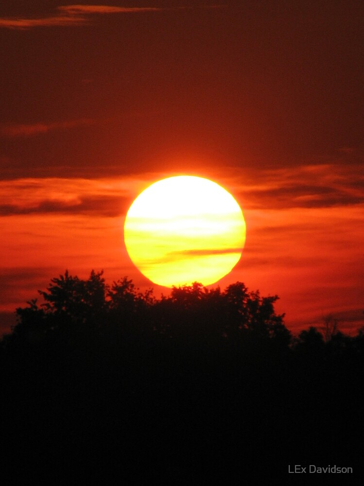 Sunset by LEx Davidson
