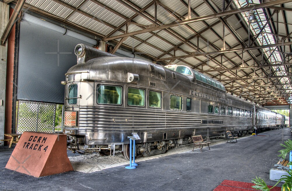 California Zephyr by photorolandi