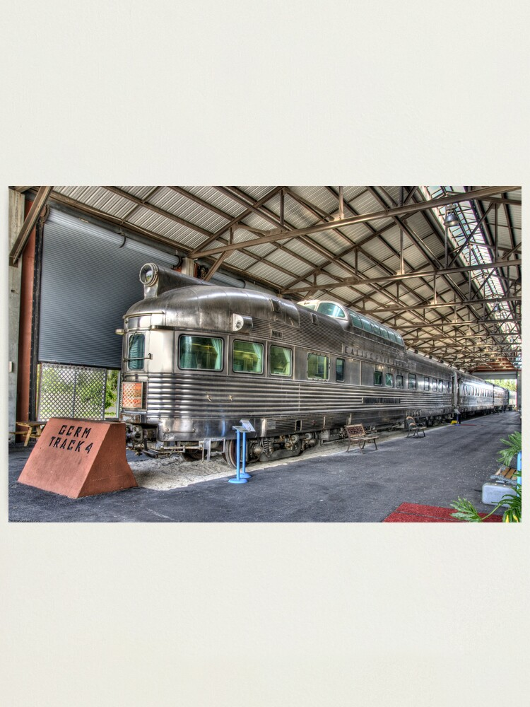 Alternate view of California Zephyr Photographic Print