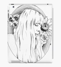 Joni Mitchell iPad Case/Skin