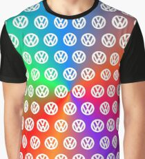 Colored VW Graphic T-Shirt