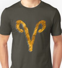 Aries Astrological Sign [3] Unisex T-Shirt