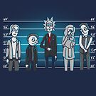 Unusual Suspects by CoDdesigns