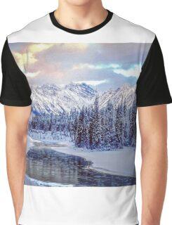 Winter Majestic Graphic T-Shirt