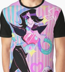 Electric Heart Graphic T-Shirt