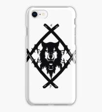 HOLLOW SQUAD iPhone Case/Skin