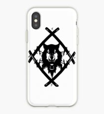 HOLLOW SQUAD iPhone Case