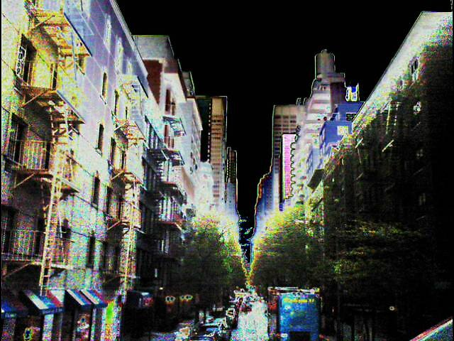 Chelsea,New York by liqwidrok