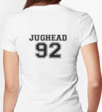 JUGHEAD 92 Womens Fitted T-Shirt