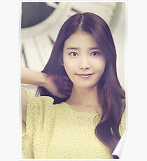 IU - BEAUTY Poster
